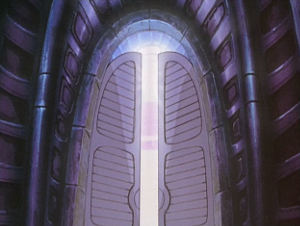 The doors!