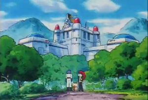 Team Rocket Headquarters