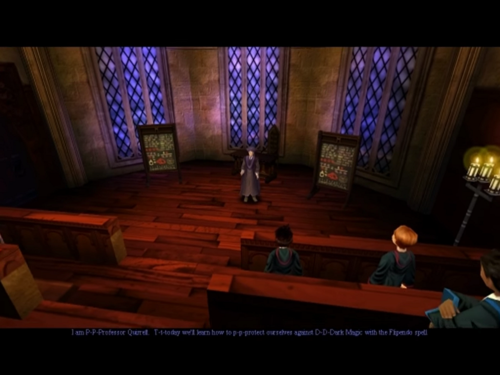 Game Review: Harry Potter and the Philosopher's Stone (PC