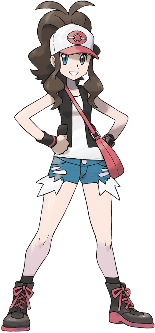 Can naked girls from pokemon black remarkable, very valuable
