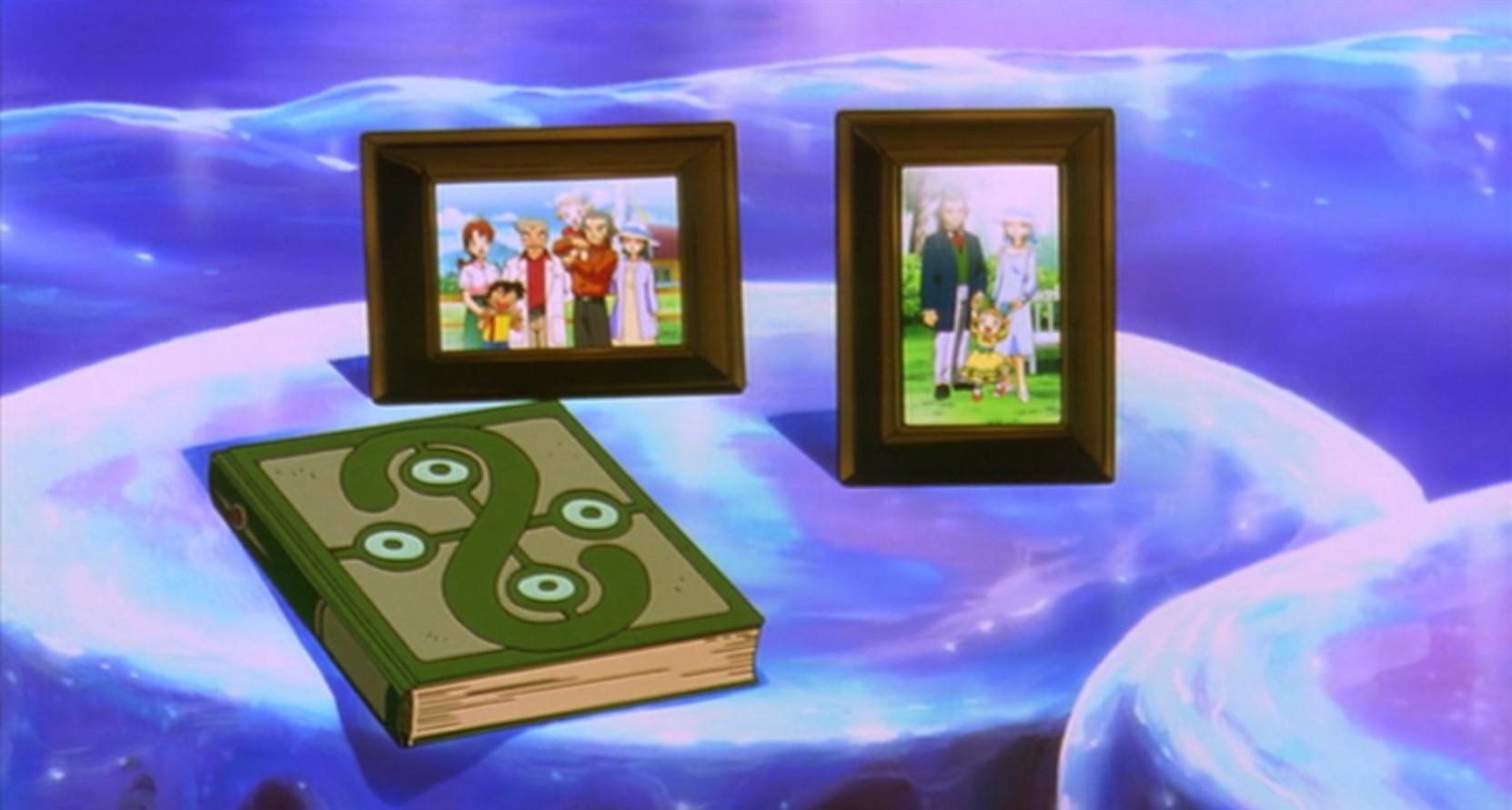 Pokemon Movie Review The Entei Movie Staircase Spirit