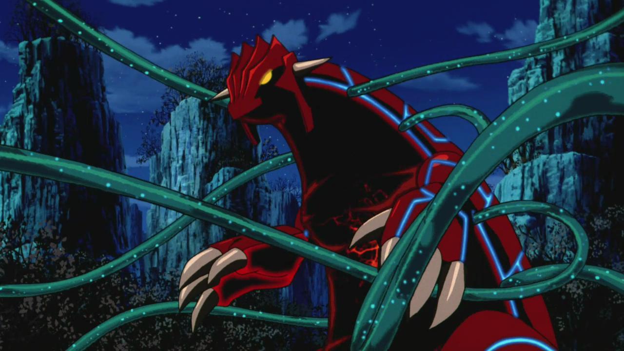 Pokémon Movie Review The Jirachi Movie Staircase Spirit