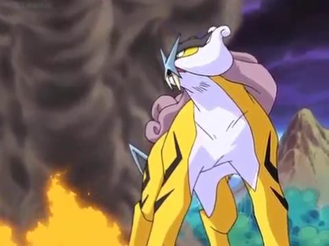 Pokemon Movie Review The Raikou Special Staircase Spirit