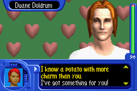 Dating sims for gba